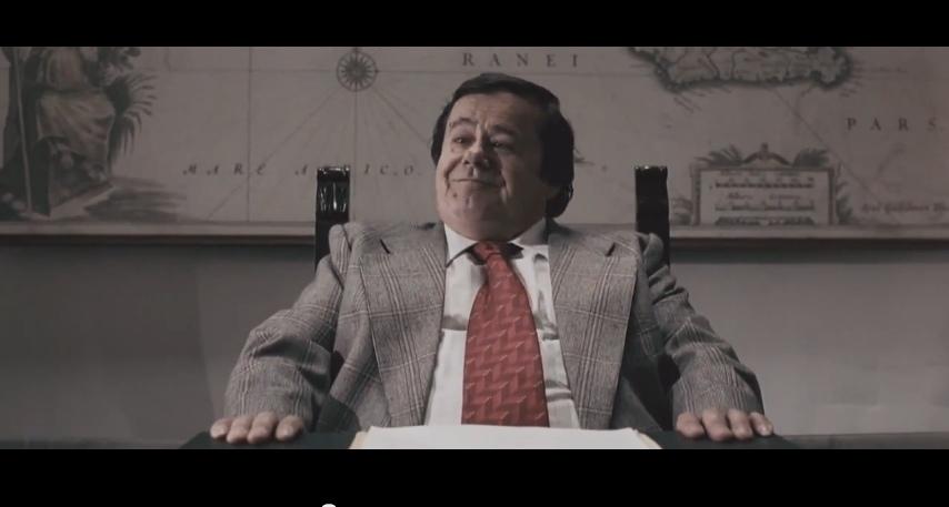 Dal prefetto al fioraio, ecco Martino Meuli. Irresistibile protagonista del Cinema italiano
