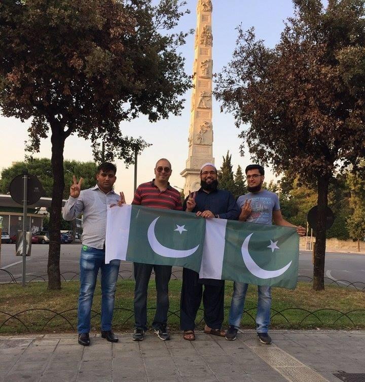 Sessantotto anni fa l'«indipendenza». In città festeggia la Comunità pakistana