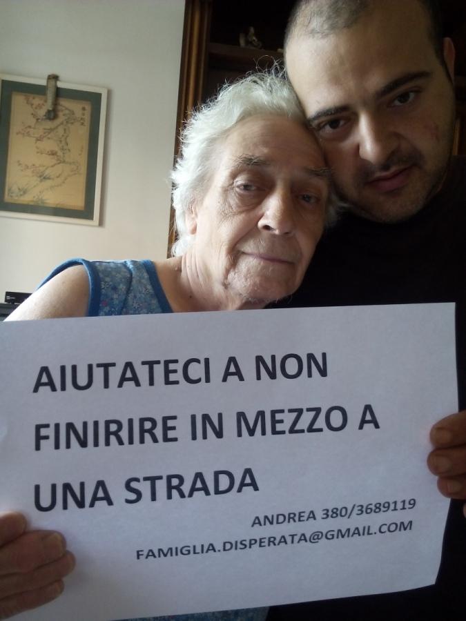 «Senza soldi e senza futuro». La disperazione di una famiglia martoriata