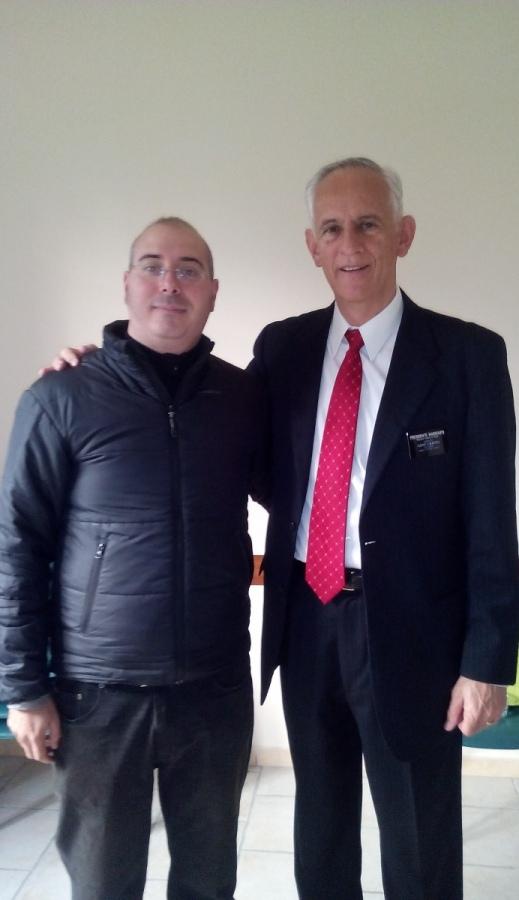 L'ex presidente del Senato americano a Lecce
